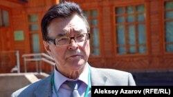 Археолог Карл Байпақов. Алматы, 22 мамыр 2014 жыл.