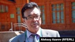 Академик Карл Байпаков. Алматы, 22 мая 2014 года.