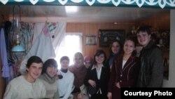 Мәскәү Дәүләт педагогика университетының татар теле бүлеге студентлары
