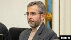 علی باقری کنی، معاون امور بینالملل قوه قضاییه