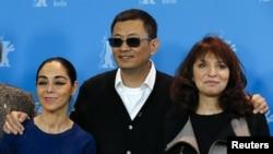 Članovi žirija Shirin Neshat, Wong Kar Wai i Susanne Bier