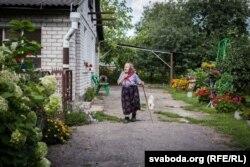 Пані Ядзьвіга дагэтуль мае больш за гектар зямлі
