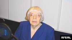 Людмила Алексеева, глава Московской Хельсинкской группы