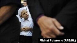 Боснияда мусулмандар орозо намзда, Сараево, 19-август, 2012-ж.
