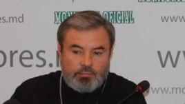 Orthodox Bishop Marchel from Balti