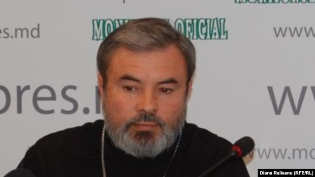 Orthodox Bishop Marchel from Balti