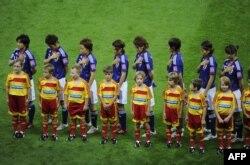 Yaponiyanın qadın futbolçuları