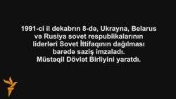 SSRİ-nin süqut xronikasl - Leonid Kravçyuk