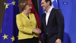 Што значи посетата на Меркел на Атина?
