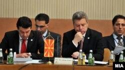 Претседателот Ѓорге Иванов минатата година учествуваше на Процесот за соработка во Југоисточна Европа во Белград.
