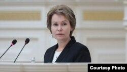 Анна Митянина. Фото пресс-службы правительства Петербурга