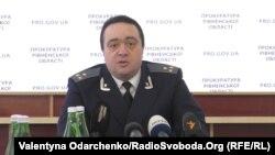 Прокурор Рівненської області Олег Соболь