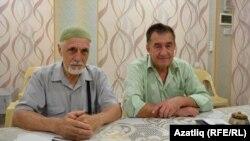 Решат Аблязисов һәм Ильяс Белялов