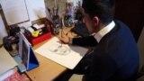 Rezin put od Avganistana do umetnika i državljanina Srbije