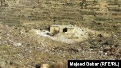 Tora Bora daglary, Owganystanyň Nangarhar welaýaty
