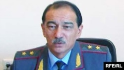 Абдураҳим Қаҳҳоров, вазири умури дохилии Тоҷикистон