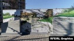 За найкращий проект меморіалу Героїв Небесної сотні обрали проект нідерландсько-українського архітектурного бюро MI-studio