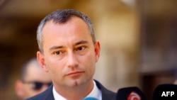 The UN's new Middle East envoy, Nikolay Mladenov