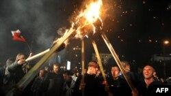Од протестите во Софија по изборите на 12.05.2013.