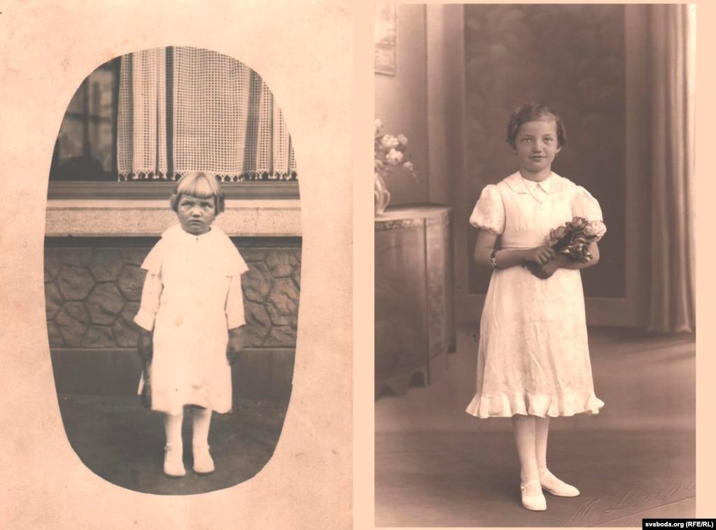 Яніна Грынцэвіч у Францыі