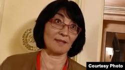 Казахстанский правозащитник Бахытжан Торегожина.