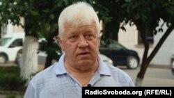 олова Незалежної профспілки гірників Донбасу Микола Волинко