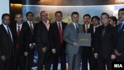 Промоција на проектот Сахарија Македонија.