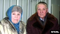 Фәүзия Бәйрәмова һәм Галишан Нуриәхмәтов