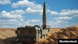 Російський оперативно-тактичний ракетний комплекс «Іскандер»