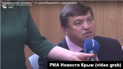Леонид Мухин в Крыму