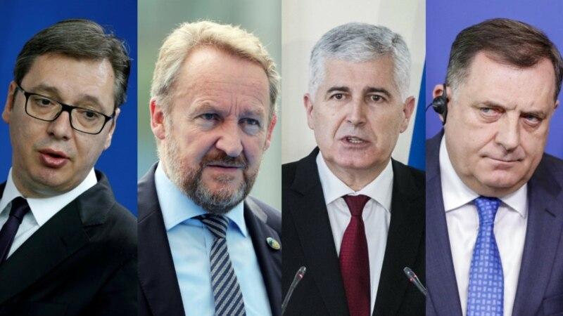 Da li su najviši funkcioneri Srbije i BiH iznad zakona?