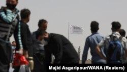 آرشیف٬ مرز میان افغانستان و ایران