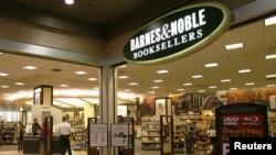 Librăria Barnes and Noble la New York