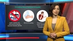 Koronavirus: Bakıda iki nəfər xəstəxanaya yerləşdirildi