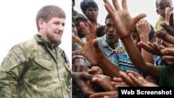 Обвиняя мир в бесчеловечности по вопросу резни мусульман в Мьянме, Кадыров забывает о политике РФ