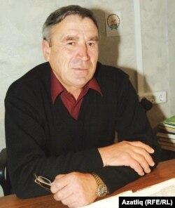 Сәгыйдулла Хафизов