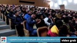 Ҳамоиши эътирозии тоҷикон дар Екатеринбург. Моҳи сентябри 2014