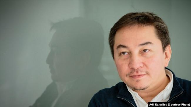 Журналист и медиаэксперт Адиль Джалилов.