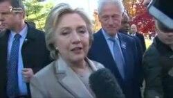 """Bill Klinton: """"Siyasətçi əri kimi 15 il təcrübəm var"""""""