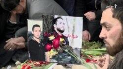 خاک سپاری قربانیان؛ طالبان چی کسانی را هدف قرار دادند؟