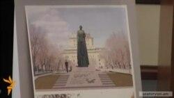 Գարեգին Նժդեհի արձանը կտեղադրվի Կառավարության երրորդ շենքի հարևանությամբ
