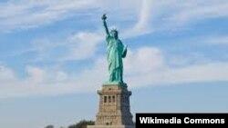 Статуя Свободи у Нью Йорку