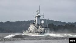 Luftanija suedeze duke kërkuar për objektin misterioz në ujërat afër Stokholmit