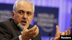 Джавад Зариф, министр иностранных дел Ирана.