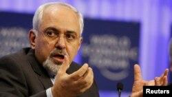 Міністр закордонних справ Ірану Могаммад Джавад Заріф