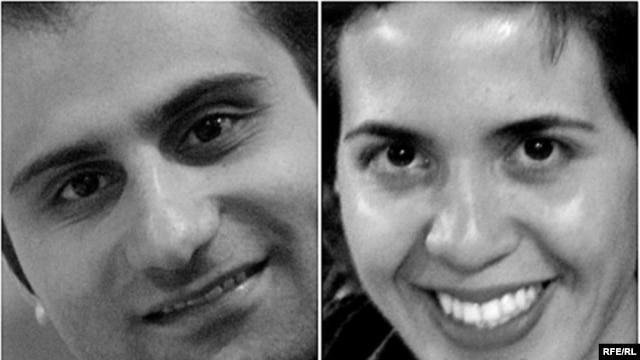 Amir Zamanifar and Rosa Ajiri