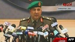 Генерал Адель Эмара, Каир, 19 декабря 2011