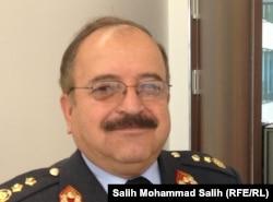 Lieutenant General Abdul Wahab Wardak