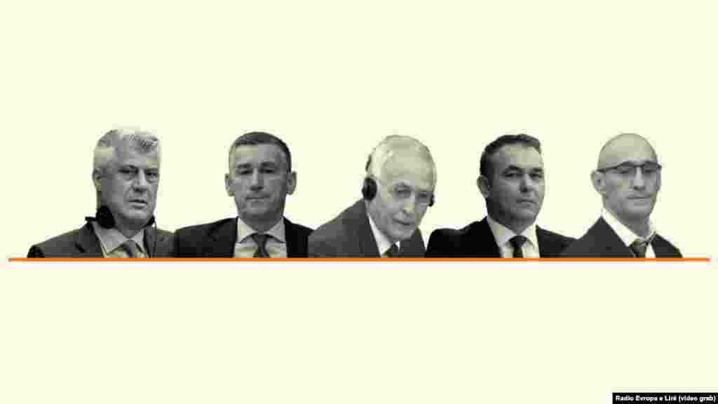 КОСОВО - Судија од Специјалниот суд за Косово, со седиште во Хаг, го одби барањето на адвокатите на поранешниот командант на Ослободителната војска на Косово (ОВК) и поранешен претседател на Косово, Хашим Тачи, за привремено пуштање на слобода. Таква одлука е донесена и по барањата на адвокатите на останатите водачи на ОВК, Реџеп Селими, Кадри Весели и Јакуп Красничи, кои заедно со Тачи се обвинети за воени злосторства и злосторства против човештвото.