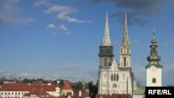 Hrvatska, Zagreb